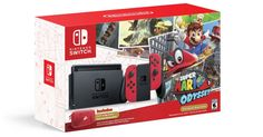 Play 'Super Mario Odyssey' in style with this themed Switch bundle  https://www.engadget.com/2017/09/13/mario-odyssey-bundle/