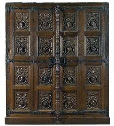 Renaissance armoire