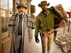 Django Unchained (2012) I luuurvvv Tarantino. Still haven't stopped laughing!!!  Best new release movie I've seen this year (yes, I know we've still in early February).