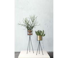 ferm LIVING plantenpot hexagon   scandinavisch wonen   Deens