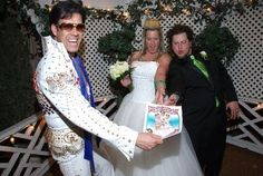 get married at las vegas and get rid of rest of the money