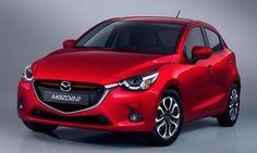"""#Mazda #Mazda2. Rebosante de energía, carácter y vitalidad con el espectacular diseño """"KODO - Alma del movimiento"""" ."""