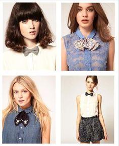 Women's bow-ties #portrait #style #kentsmithphotography