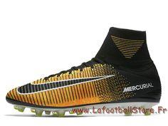new product 6f908 c3294 Nike Mercurial Superfly V AG-PRO Volt 831955 801 Chaussure de football à  crampons pour terrain synthétique - 1707030814 - Chaussures de Foot    officielle ...