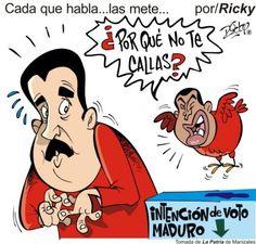 Dos notas desde España para Maduro http://shar.es/1painc #Venezuela #España