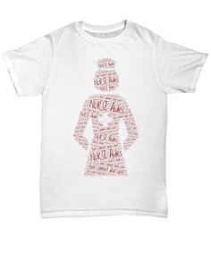Nurse Aides Give Comfort and Care - White Tshirt