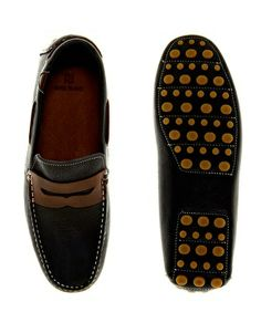 Image 3 ofRiver Island Nordic Loafers