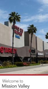 The Westfield Mission Valley mall is another retail destination just minutes from Civita. The Westfield Mission Valley mall has over 100 stores, from Target to Trader Joe's to Macy's, and also offers an AMC movie theater.