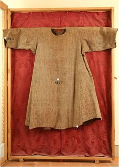 Tunic in the church of Cortona dated 1150-1225.