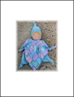 Dancing Rain Dolls    Knot Doll Pattern    Created By  Amy Prentice  Copyright 2007 #waldorf doll