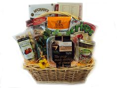 Diabetic Healthy Gift Basket For Birthday Holiday Special Occasion Get Well