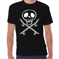 Camiseta deportes Skatelon