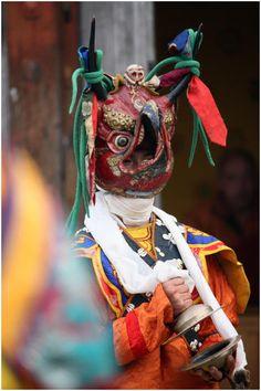 Jambay Lhakhang Festival Bumthang Bhutan