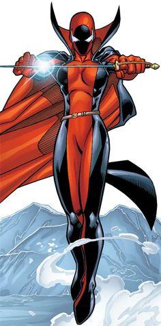 Nemesis - Marvel Comics - Alpha | Gamma Flight - Undead avenger
