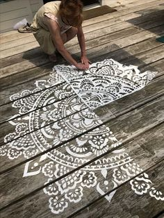 mandala stencils holy mandala D. make your own mandala www. - - mandala stencils holy mandala D. make your own mandala www.mandala-stenc… Wohnideen mandala stencils holy mandala D. make your own mandala www.