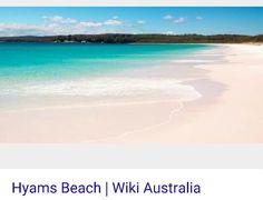 Hyams beach NSW