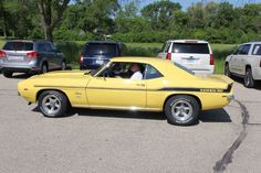 Like Camaros and Firebirds? Here's More Than 200 from Power Tour Day 1, Madison, Wisconsin