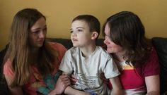 Autism: Family, community biggest cheerleaders for non-verbal boy