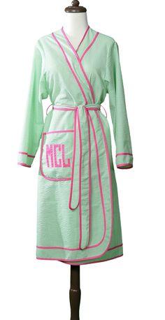 'Ladies Pawley Robe'