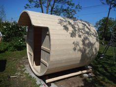 Saunafass, Saunabarrel von www.sisu-sauna.at