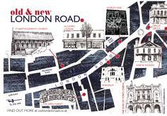 Centre spread - London Road regeneration: Viva Brighton June 2014 - Lucid Design