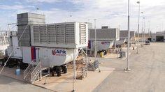 APR Energy aporta energía de reserva al sur de Australia   Se desplegarán centrales eléctricas móviles en tan solo unas semanas.  JACKSONVILLE Florida Agosto de 2017 /PRNewswire/ -- Un contrato recién firmado con SA Power Networks convierte a APR Energy en la última línea de defensa contra cortes de energía en el sur de Australia y añade hasta 276 MW a la red a través del uso de turbinas de gas móviles y ecológicas en dos instalaciones. Las centrales proporcionarán la necesaria estabilidad…