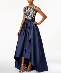 navy blue mother of the bride dress - Google Search