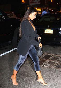 New Trending Celebrity Looks: alldasheverything:  Kim out in NYC - July 10, 2017.  alldasheverything:  Kim out in NYC – July 10, 2017