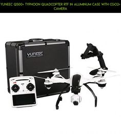 Yuneec Q500+ Typhoon Quadcopter RTF in Aluminum Case with CGO2+ Camera #plans #camera #racing #technology #kit #gadgets #aerial #parts #cameras #tech #products #yuneec #shopping #fpv #drone