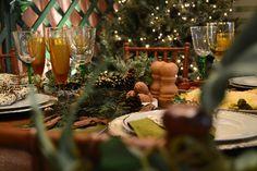 Mesa Rústica- Rustic Decor- Editorial Natal- Home Decor- Decoração Festas- Mesas Decoração- Natal