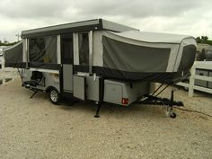 My next tent trailer Camping Guide, Tent Camping, Camping Gear, Outdoor Camping, Camping Stuff, Recreational Activities, Recreational Vehicles, Rent A Tent, Trailer Tent