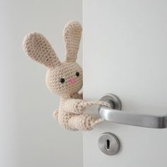 Crochet patterns - designed with love 💗 Crochet Bunny, Crochet Home, Cute Crochet, Crochet For Kids, Crochet Dolls, Knit Crochet, Crochet Projects, Sewing Projects, Crochet Pumpkin