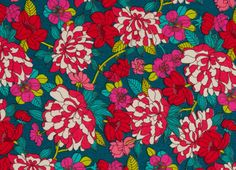 52 Best ideas for flowers pattern fabric liberty print Motifs Textiles, Textile Patterns, Textile Prints, Flower Patterns, Print Patterns, Fabric Wallpaper, Flower Wallpaper, Pattern Wallpaper, Liberty Art Fabrics
