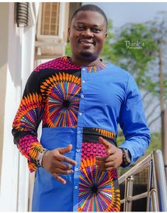Yoruba Actor Muyiwa Ademola Celebrates His Birthday With Cute Pictures African Wear Styles For Men, African Print Fashion, Modern African Clothing, African Clothes, Wedding Suit Styles, Dashiki Fabric, African Attire, African Outfits, Cashmere Fabric