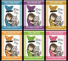 Bff Cat Food Pouches