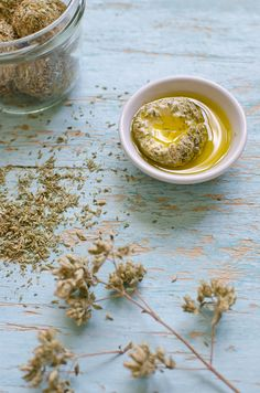 Oregano Labneh and Olive Oil | At Down Under | Viviane Perenyi