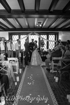 Intimate setting at Heartsease Mansion  Hudson Valley Photography Wedding Photography Hudson Valley photographer Photographed by Elissa I. Davidson Photography
