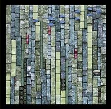 April by Jacqueline Iskander Maplestone Gallery Contemporary Mosaic Art
