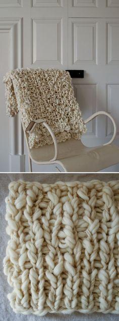 Purl Bee Pixie Dust Lap Blanket (pattern):