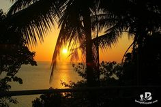 Sunset at Patong Beach #sunset #beingatraveler  #patong #phuket #Thailand  #travel
