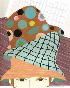Tinou Le Joly Senoville - illustrations