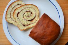 Cinnamon Bread.