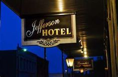 Jefferson, TX is great, because it goes back in time, but this Hotel is soooo haunted Stephen Spielberg and his crew moved to a Marshall Hotel at 2 in the morning. Everyone should see this...Janis Joplin is from here BTW!