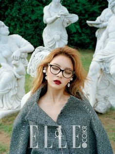 Han Kyung Hyun by Na In Soo for Elle Korea Sept 2015