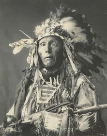 Rare photos of the Sioux Indians that took part in the massacre of George Custer's men at the Battle of Little Big Horn.
