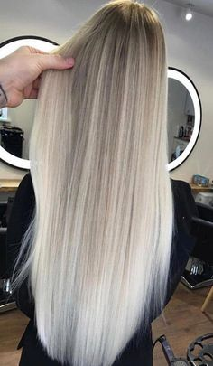 18 Grey Ombre Hair Ideas To Rock This Year 2019 Here we have collected the best ombre Gray Hair Tones for your best looks. Mostly girls didnt like dark gray so we have added some texture of ombre and caramel to give you a classy looks in crowd. Silver Blonde Hair, Blonde Hair Looks, Honey Blonde Hair, Grey Hair Tones, Grey Ombre Hair, Hair Color Balayage, Blonde Balayage, Blonde Highlights, Peekaboo Highlights