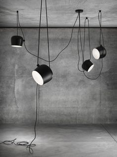 Aim lamp by Ronan and Erwan Bouroullec for Flos
