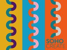 Starting tomorrow is the SohoCreate Festival until the 6th June. #sohocreate #festival