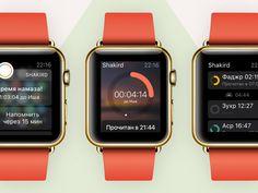 Apple Watch App by M anna