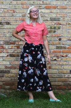 Marilyn Style: I Found a New Way to Shop  #ootd #instashop #fashionblog #vintage #croptop